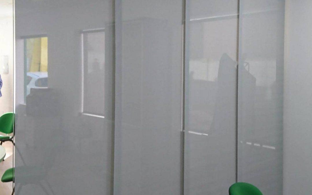 Panel Japonés en Screen
