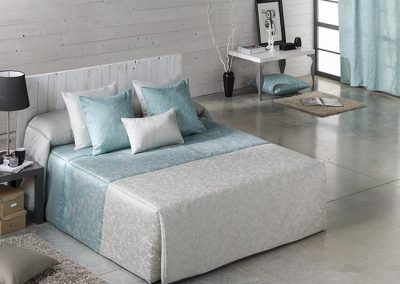 Confort Orinoco Turquesa